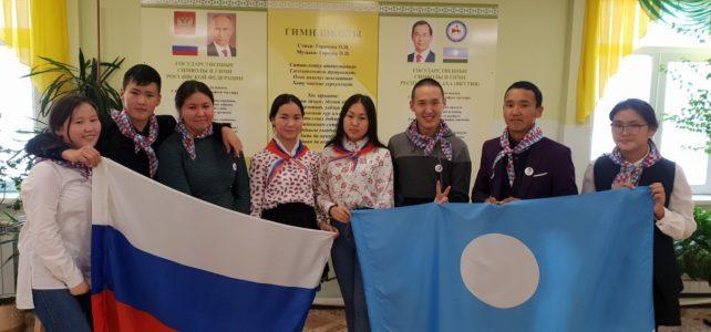 27 сентября в нашей школе прошли выборы на председателя РДШ.