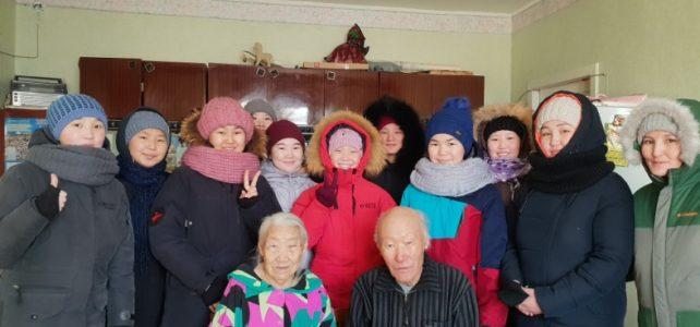 День пожилых